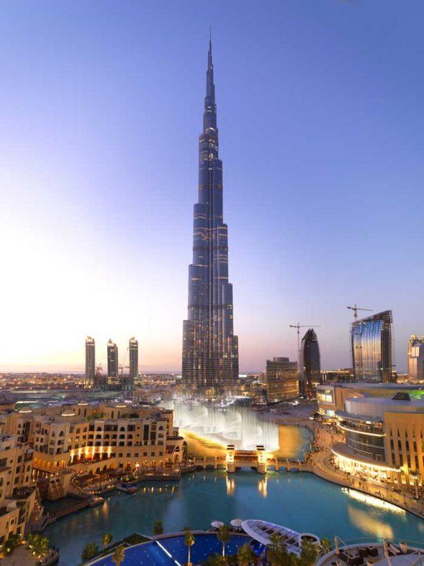 Burj Khalifa - The Tallest Building In The World