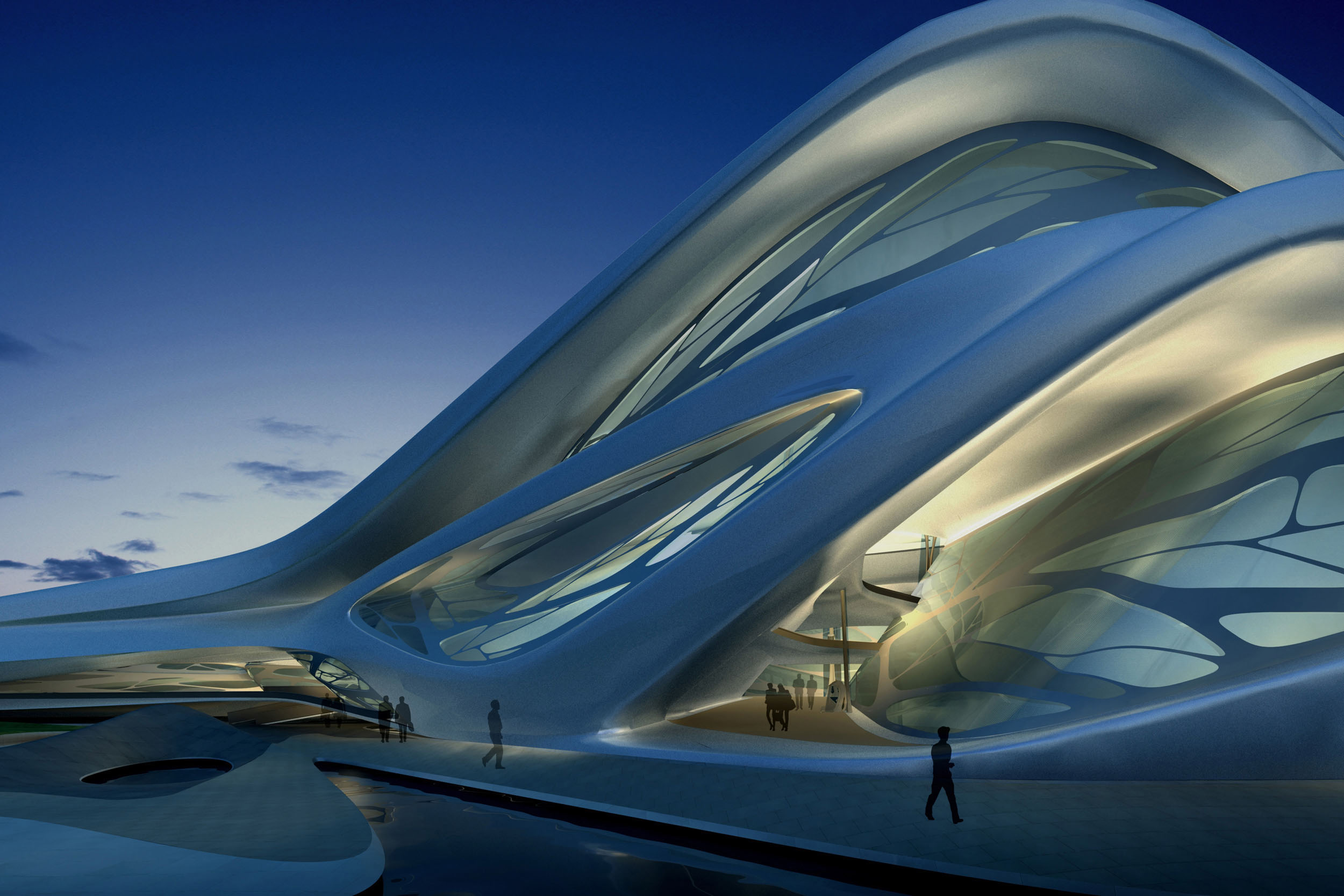 Abu dhabi performing arts center zaha hadid architects for Architecture zaha hadid