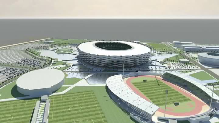 sports city basra iraq 360 architecture 02