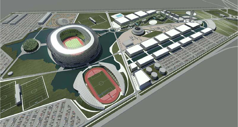 sports city basra iraq 360 architecture 05