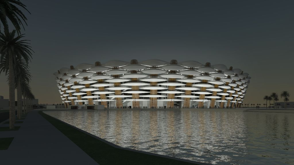 sports city basra iraq 360 architecture 06