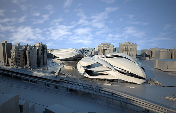 Taipei Performing Arts Center | American Studio B+U