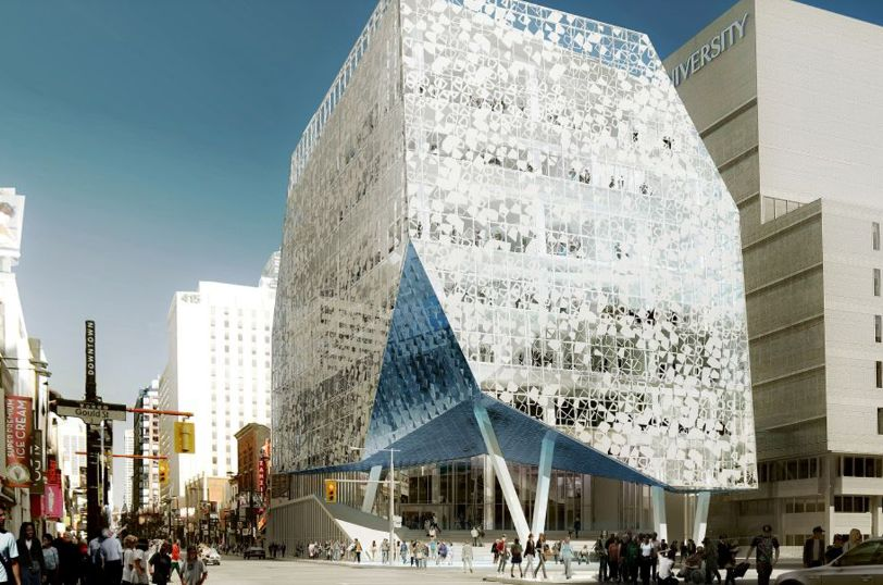 Ryerson Student Learning Centre 01