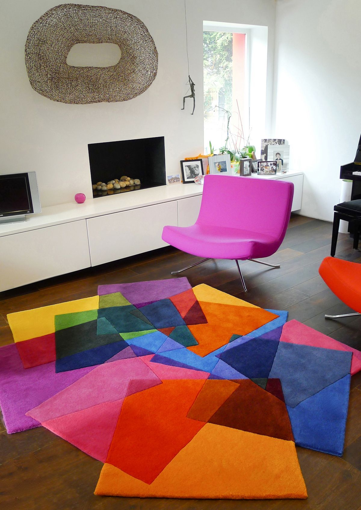 After Matisse Rug | Sonya Winner