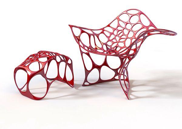 Batoidea Outdoor Furniture | Peter Donders, Belgium