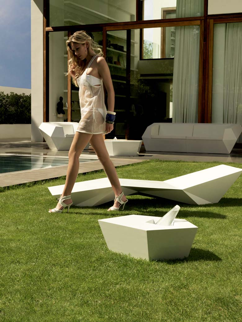 FAZ Outdoor Furniture Collection | Ramón Esteve, VONDOM