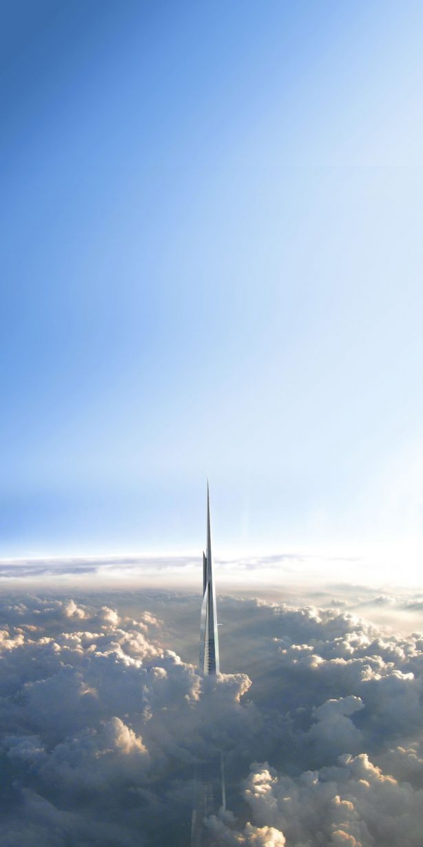 kingdom tower in Jeddah - Tallest building in the world 3