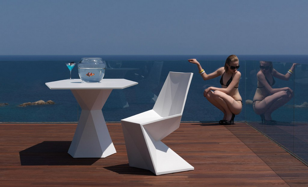 Vertex Furniture Collection  Karim Rashid, VONDOM
