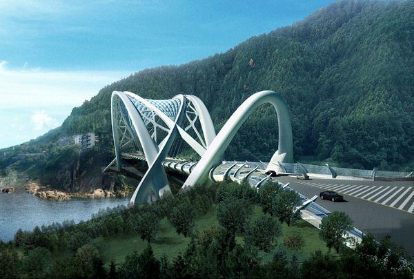Dragon Eco Bridge 01