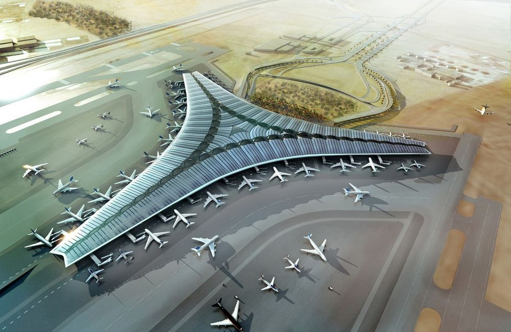 Kuwait International Airport 01