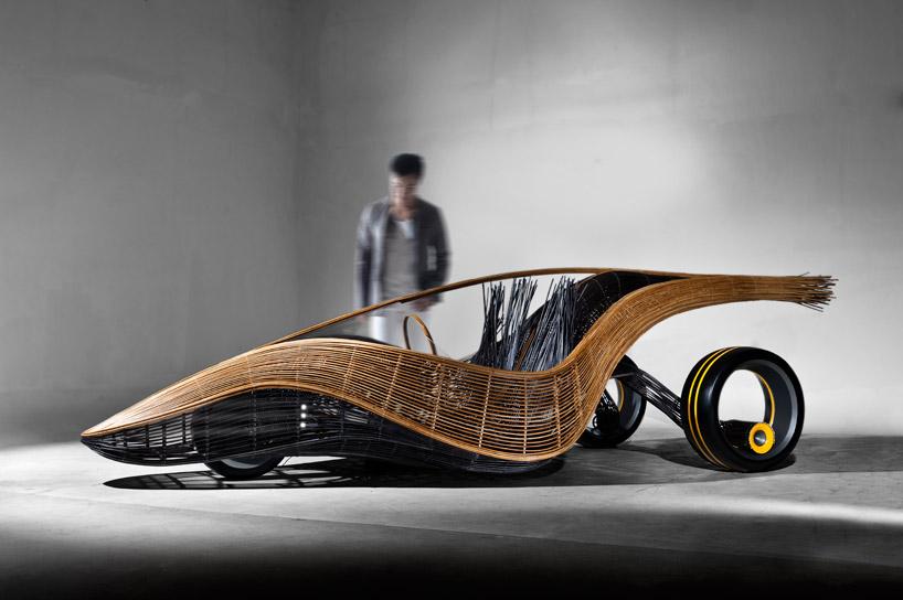 Phoenix Bamboo Concept Car  02