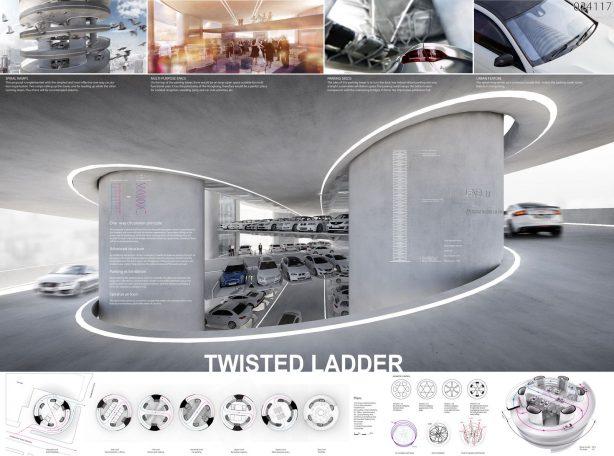 Hong Kong Alternative Car Park Tower winners