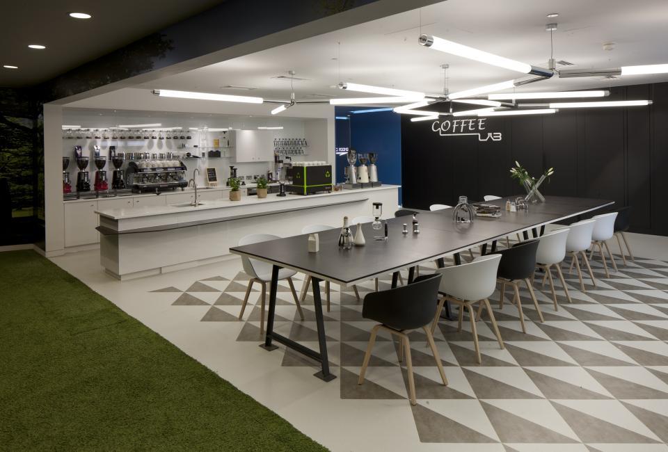 Google Engineers London Headquarters Penson Group