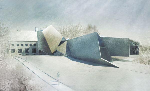Taittogami Gosta Serlachius Museum | Matteo Cainer Architects