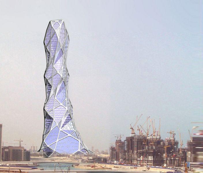 Bionic Architecture Design