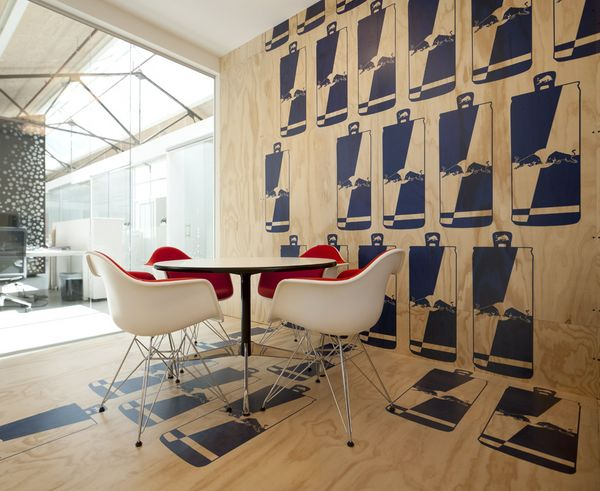 Red Bull Amsterdam Headquarters | Sid Lee Architecture