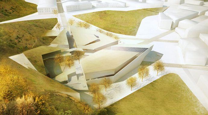 Museum Santiago Ydáñez | Matteo Cainer Architects