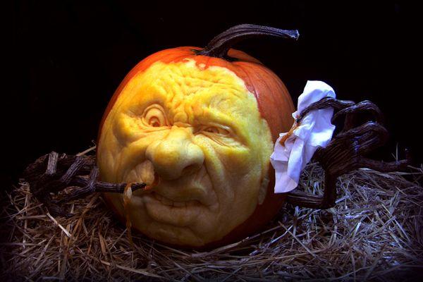 Halloween Pumpkin Carvings designs