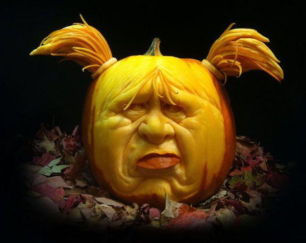 Halloween Pumpkin Carvings Ideas