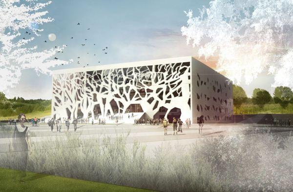 ANIMA Cultural Center | Bernard Tschumi Architects