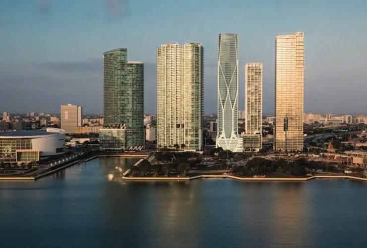 Zaha Hadid One Thousand Museum Miami