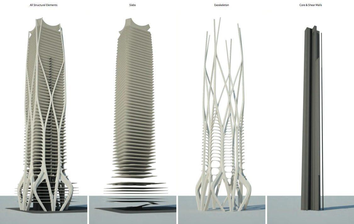 One Thousand Museum Tower In Miami Zaha Hadid Kia Pro Ceed Fuse Box Architects Urukia 08