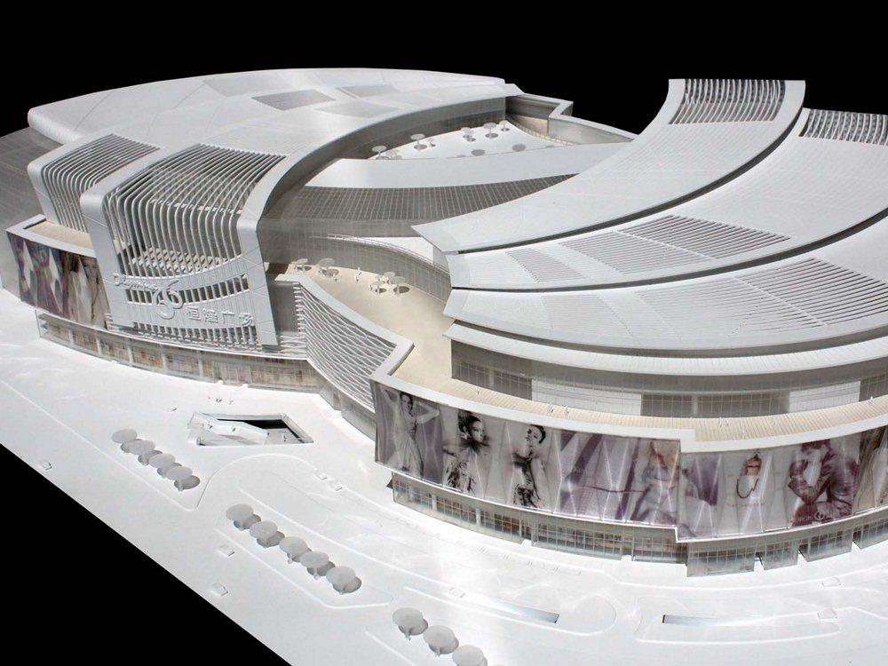 Aedas Shopping mall - Olympia 66 Dalian