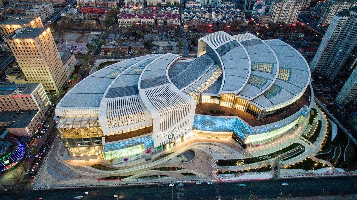 Olympia 66 Shopping Mall in Dalian, China