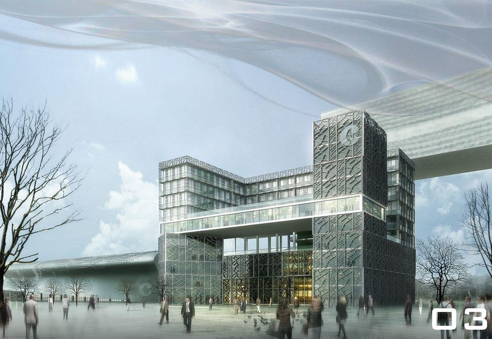 Shenzhen Tobacco Logistics Center 03