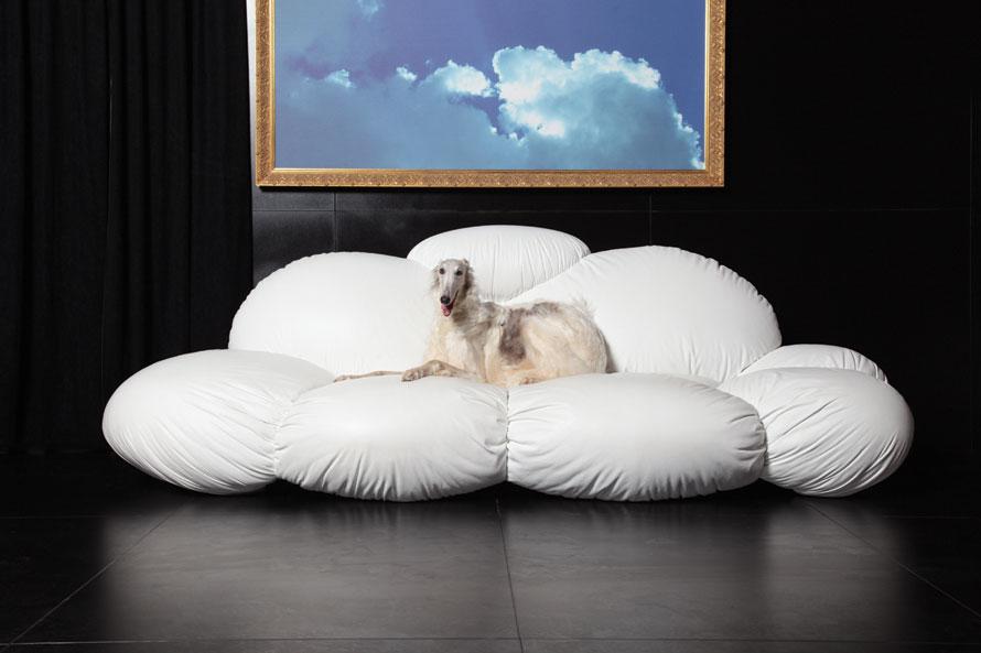 Cirrus Cloud Sofa By Lubo Majer For Dizajno