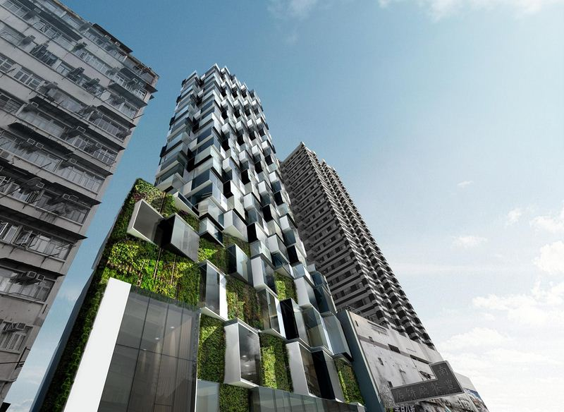 Composite Building at No. 78-88 Sai Yee Street 1