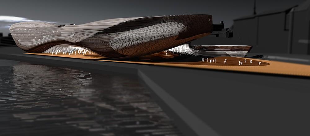 Guggenheim Kisses Helsinki Museum 03