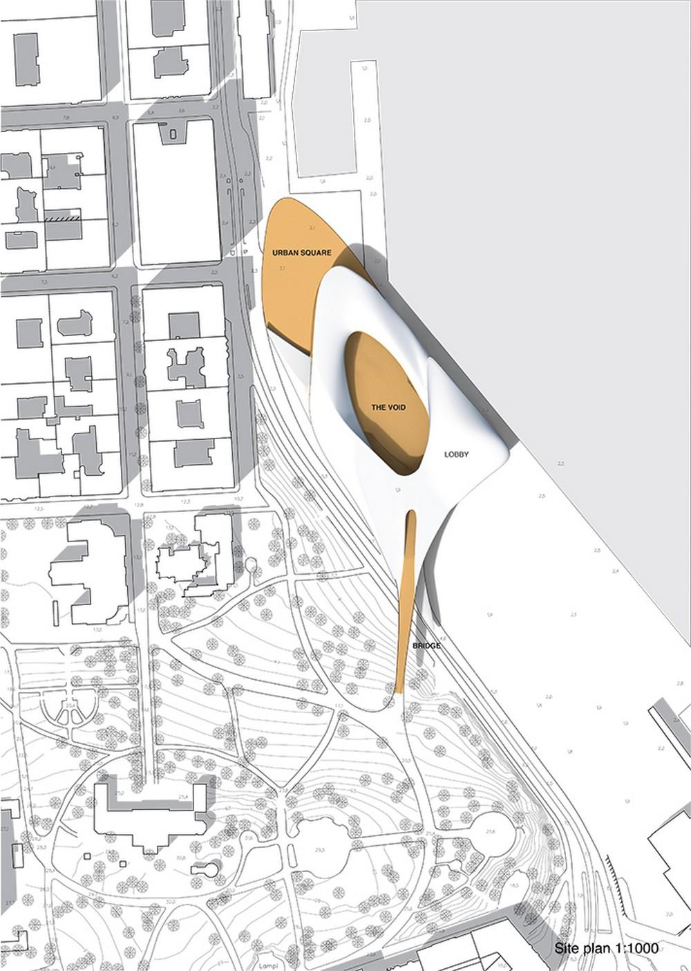 Guggenheim Kisses Helsinki Museum 05