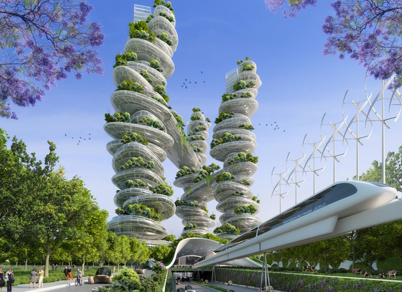 sustainable future Building a sustainable future is a comprehensive vision of the steps our planet needs to take to create a real future.