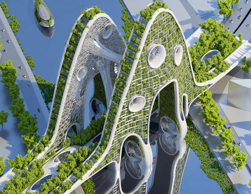 2050 Paris Smart City 24