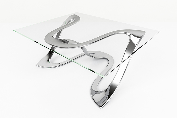 Infinitude Coffee Table by Michael Stolworthy 01