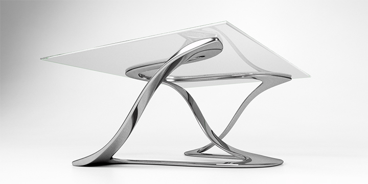Infinitude Coffee Table by Michael Stolworthy 03