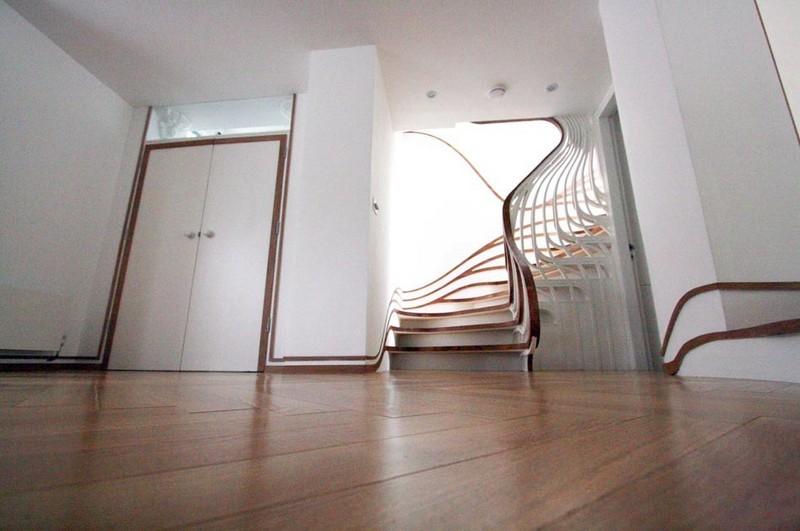Sculptural Stair Sensualscaping Atmos Studio 02