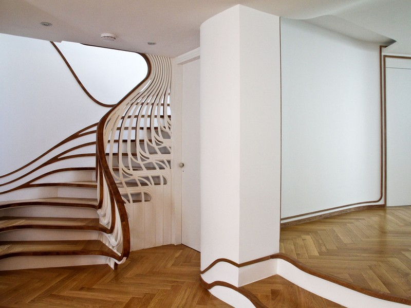 Sculptural Stair Sensualscaping Atmos Studio 03
