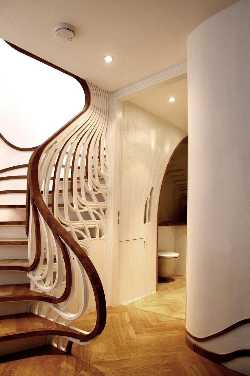 Sculptural Stair Sensualscaping Atmos Studio 04