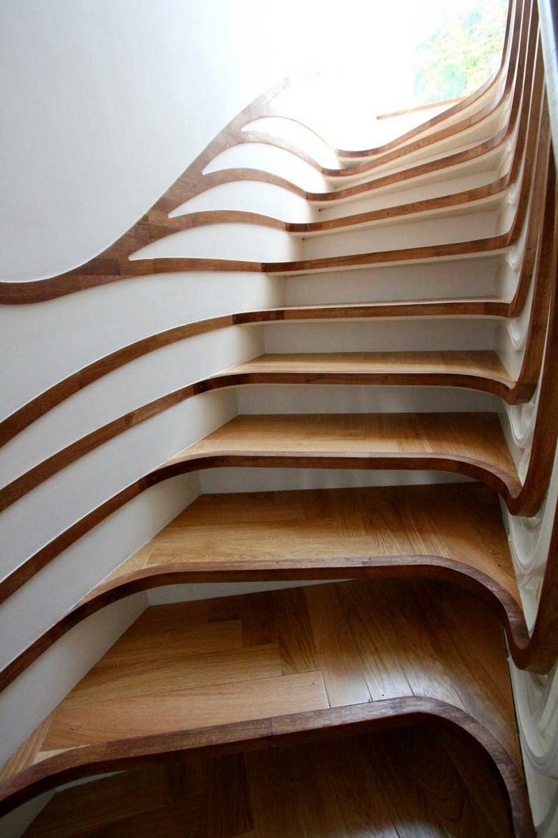 Sculptural Stair Sensualscaping Atmos Studio 06
