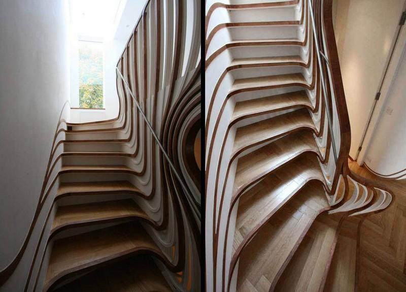 Sculptural Stair Sensualscaping Atmos Studio 07