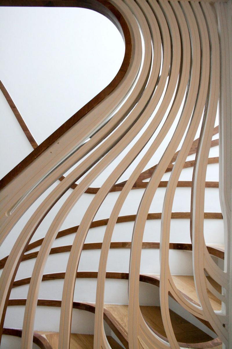 Sculptural Stair Sensualscaping Atmos Studio 08