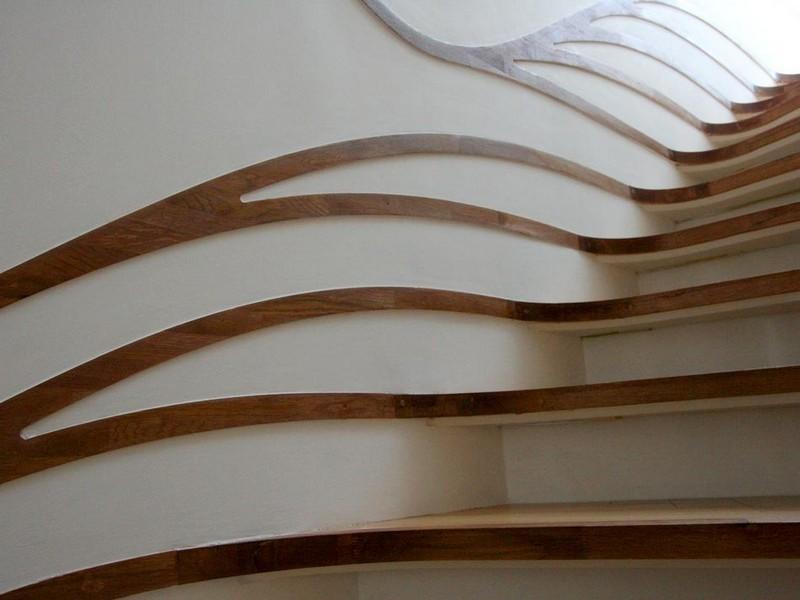 Sculptural Stair Sensualscaping Atmos Studio 09