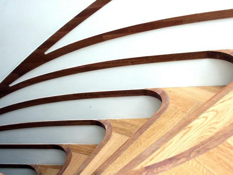 Sculptural Stair Sensualscaping Atmos Studio 10