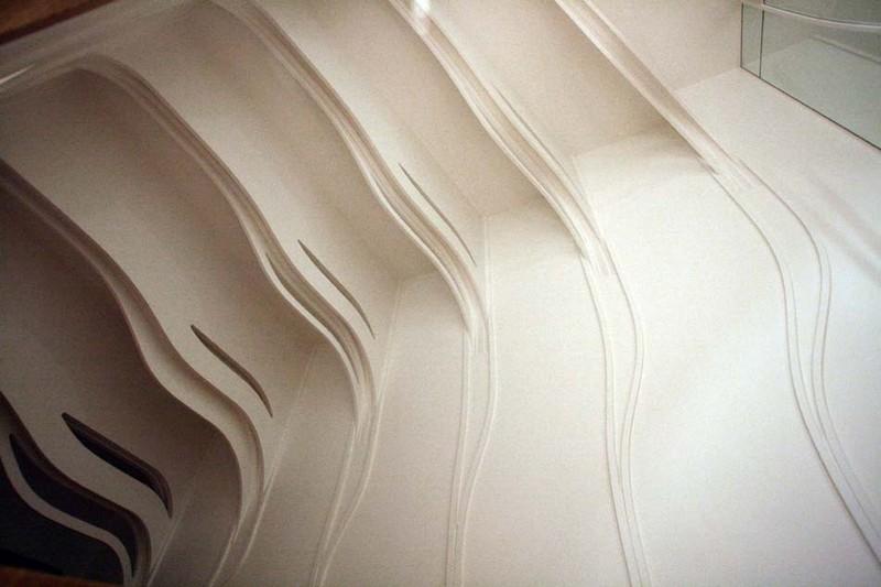 Sculptural Stair Sensualscaping Atmos Studio 14