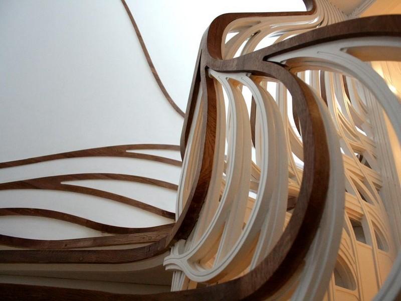Sculptural Stair Sensualscaping Atmos Studio 15