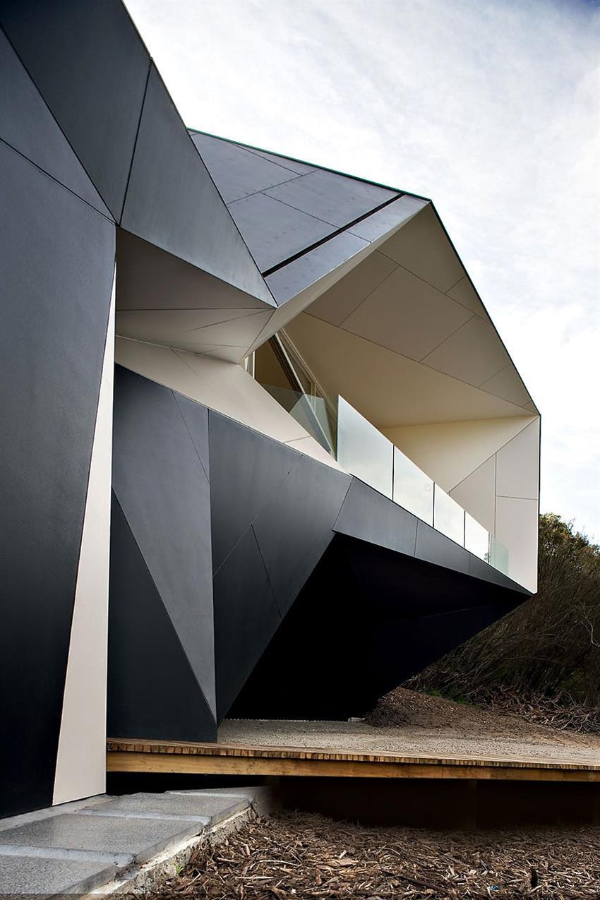 Klein Bottle Weekend House By Mcbride Charles Ryan