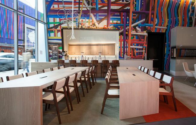 Frch Renovates Zaha Hadid S Contemporary Arts Center In