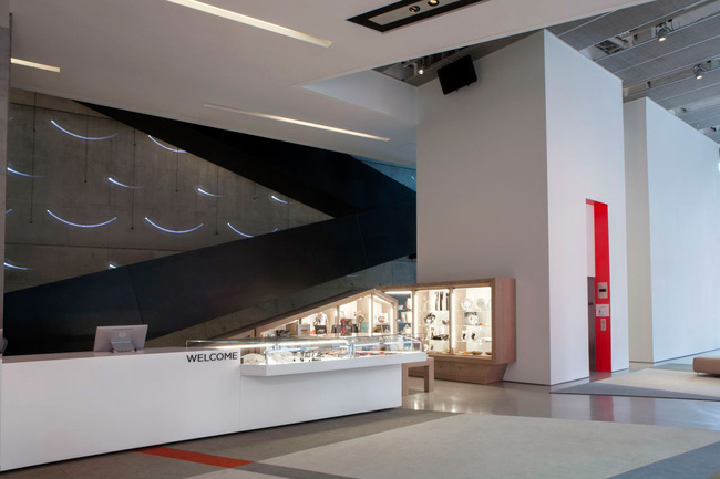 Contemporary Arts Center Lobby in Cincinnati